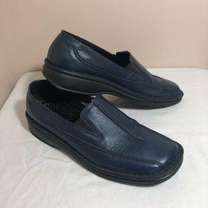 Josef Seibel Navy loafers